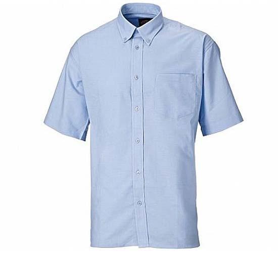 חולצת אוקספורד קצר