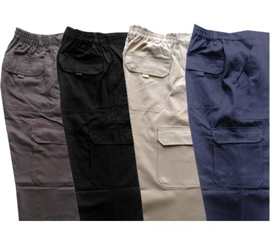 """מכנסי דגמ""""ח גומי"""