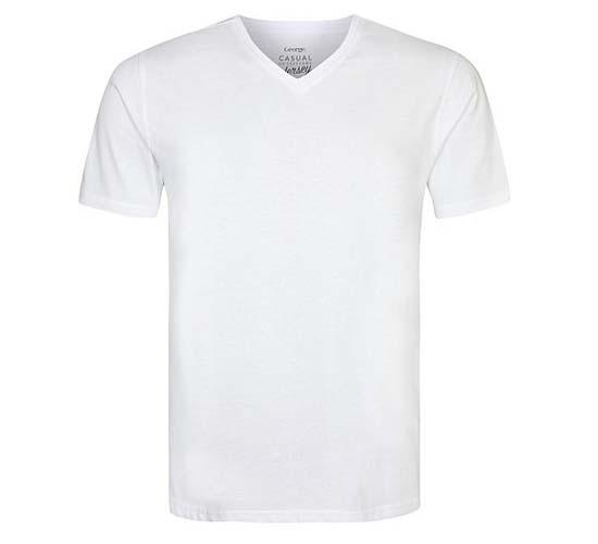 חולצת טריקו צווארון V